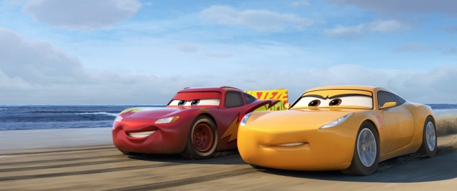 Image result for cars 3 cruz ramirez